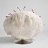 "Alexis verstraeten & pauline montironi, a ""miss flamingo"" easy chair, ap collection, ed. ap1, belgium 2017."