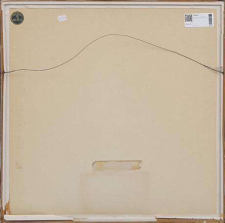 Victor vasarely,  färgserigrafi signerad och numrerad 17/250.
