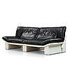 "Nicoletti salotti, an ""ambassador"", sofa, italy 1970-1980's."