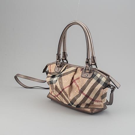 Burberry, bag.