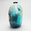 Timothy persons, vase, ceramic, signed persons -96.