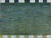 Ursula kianto, olja på duk, a tergo signerad och daterad 2000.