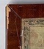 Large map/engraving by petrus tillaeus (1679-1754).