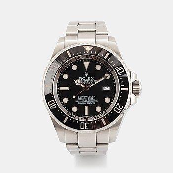 34. Rolex, Deepsea, Sea-Dweller.