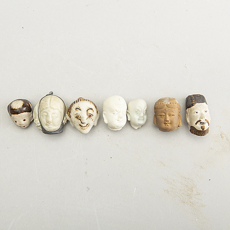 A group of south east asian fragments, 16th/20th century. (14 pieces).