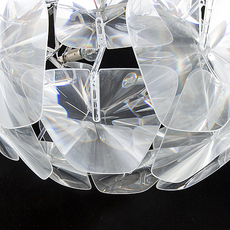 Francisco gomez, ceiling lamp hope d66 for luceplan 21st century.