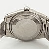 Rolex, oyster perpetual, air-king, precision, wristwatch, 34 mm.