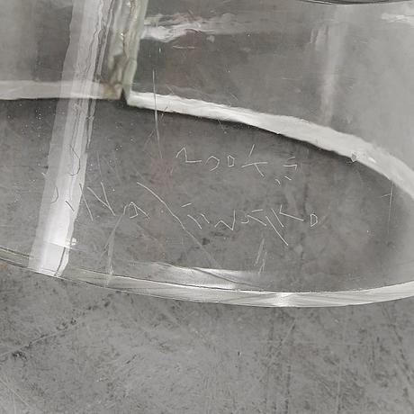 Jan naliwajko, sculpture, plastic, signed.