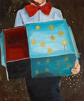 "296. Anna Bjerger, ""Magic Box""."