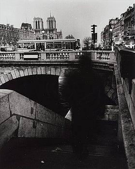 """217. Louis Stettner, """"Paris, Notre Dame"""", 1991."""