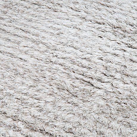 Matta, fogg strip 5/2, g lagerhem ullberg, kasthall, 222 x 220 cm.