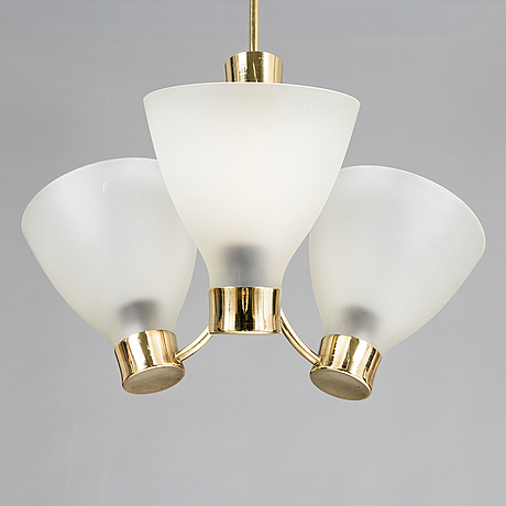 Lisa johansson-pape, a mid-20th-century '213-3' pendant light, stockmann orno.