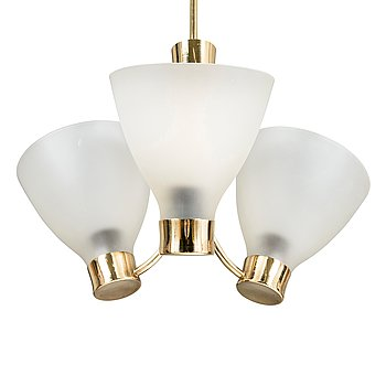 Lisa Johansson-Pape, a mid-20th-century '213-3' pendant light, Stockmann Orno.