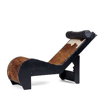 "12. John Kandell, an easy chair, ""Vilan"", Källemo, Sweden, post 1988."