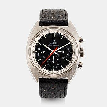 36. Omega, Seamaster, chronograph.