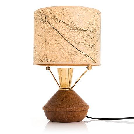 Bertel gardberg, table lampa/wall light finnmade gardberg, norrmark handicraft.