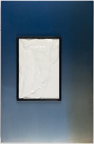 Nicholas deshayes, anodised aluminium, vacuum formed plastic. executed in 2012.