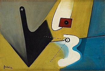 514. Wilhelm Freddie, Untitled.