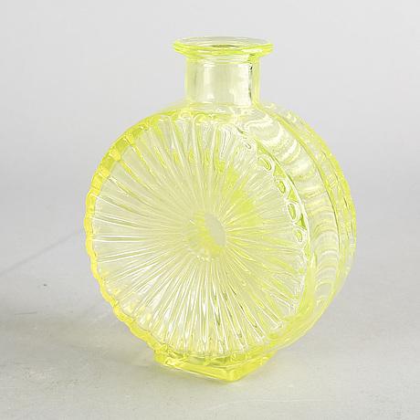 "Helena tynell, bottle ""solflaskan""."