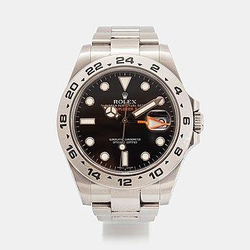 68. Rolex, Explorer II.