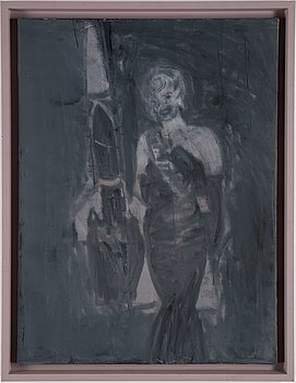 Felix Gmelin, oil on canvas, signed and dated 2009 verso.