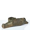 Saint clair cemin, bronze, signed cemin and dated 87. edition 1/7.