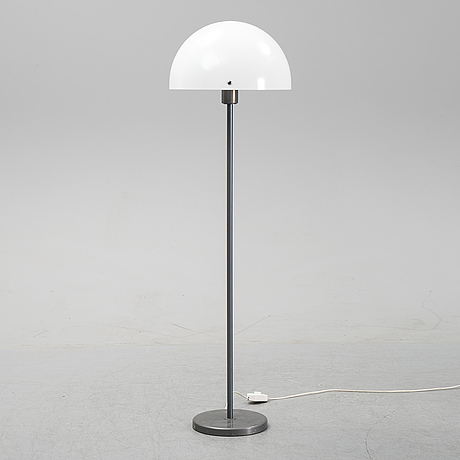 A floorlamp, second half of the 20th century.