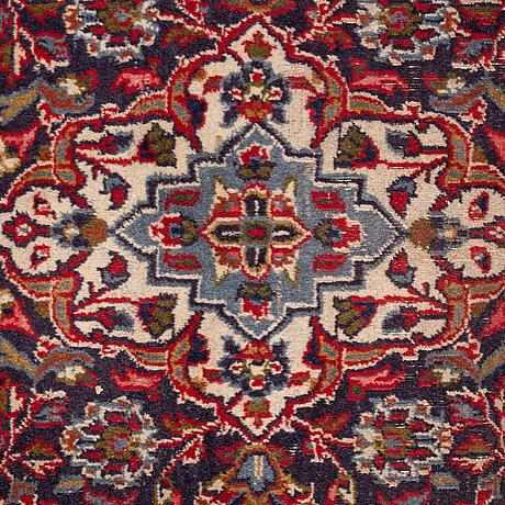 Matto, mashad, ca 386 x 296 cm.