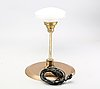 A mid 1900s otto muller table lamp.