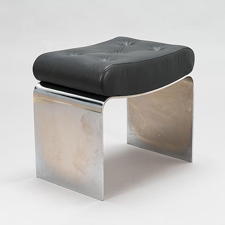 Oiva kallio after, a stool 'pohja' for modern historic 1900. manufactured c. 2011.