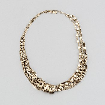 Chanel, a necklace, 2012.