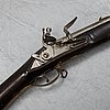 A swedish flintlock rifle 1788 pattern.