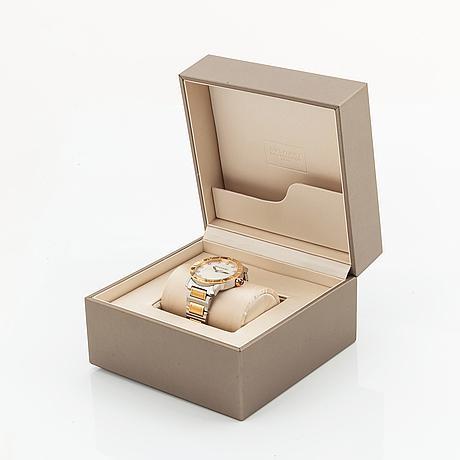 Bvlgari, wristwatch, 37 mm.