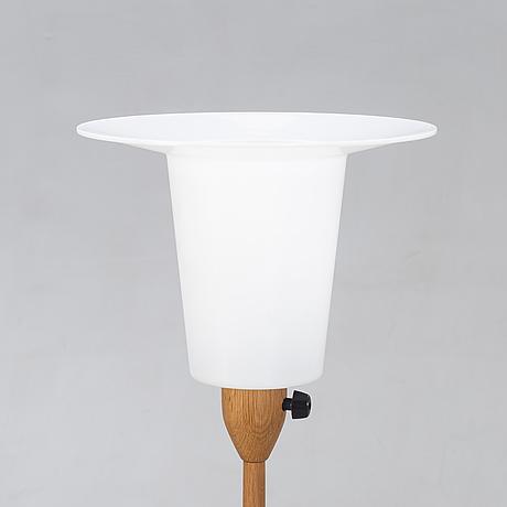 Floor lamp, luxus, teak, 1960s.