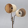 Floor lamp, 2-armed, 1950s, armatur tibro.