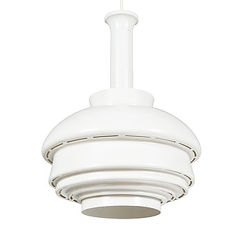 Alvar Aalto, an 'A335B' pendant light for Valaistustyö.