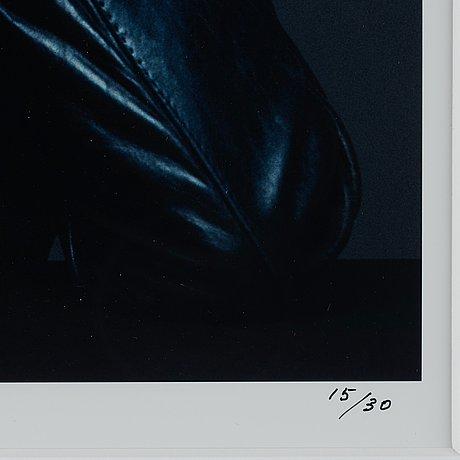 """Masayoshi sukita, """"bowie v-2 schneider"""", 1977."""