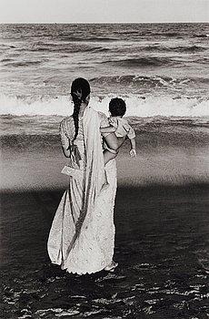"114. Edouard Boubat, ""Madras"", 1971."