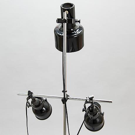 A 1960s / 70s floor lamp.