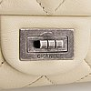 Chanel, '2.55 reissue jumbo double flap' bag, 2009-2010.