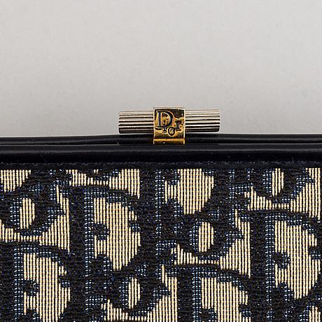 Christian dior, väskor, 3 st.