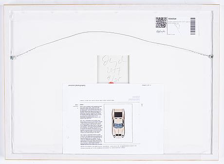 Dawid, pigment print, 2017, signed 4/25 verso.
