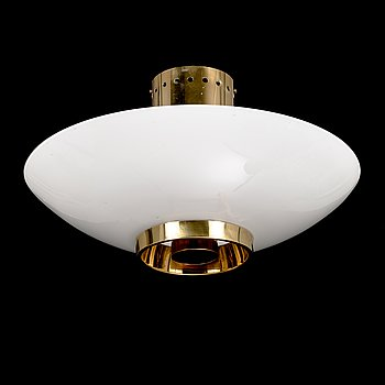 A mid 20th century 'AA 39 ceiling lamp for Itsu.