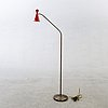 A later part of the 20th century floor lamp.