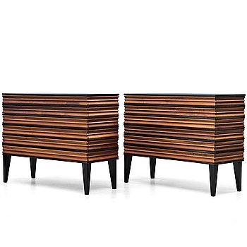 52. Attila Suta, a pair of chest of drawers, in an edition of 10, Studio Attila Suta 2015.