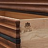 Attila suta, a pair of chest of drawers, in an edition of 10, studio attila suta 2015.