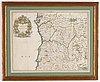 Maps/engravings, 2. 18th century.