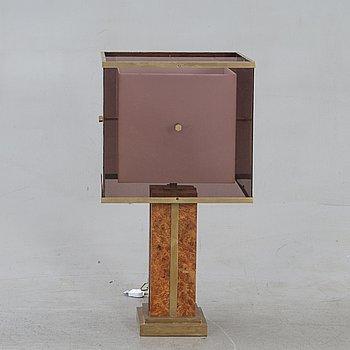 Romeo Rega, Italy, table lamp, 1960s-70s.