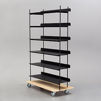 A 'Compile Shelving System' by Cecilie Manz.