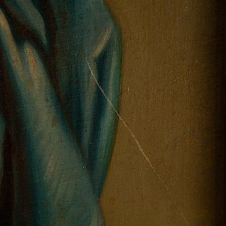 Pompeo girolamo batoni, hans krets, olja på duk.